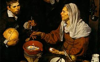 重生 情欲 欢聚:鸡蛋里的美术史