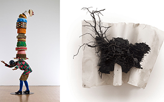 香港巴塞尔艺术博览会举行 研判国际艺术市场走向