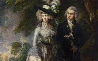 男子在英国国家美术馆用螺丝刀破坏托马斯绘画