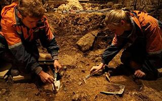 西伯利亚发现距今5万年前珠宝 快来看看长什么样
