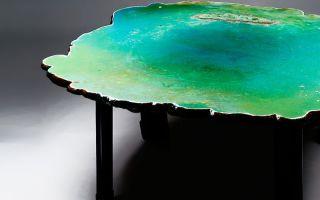 看完这8款桌子 你都没有回家扔掉自己家的冲动?