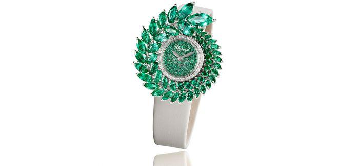这六款价逾百万千万的腕表不只是镶超多钻石那么简单