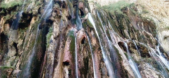 原来 伊朗还有这些自然美景!