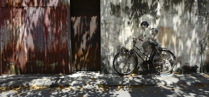 槟城 讲述多元文化的小城故事