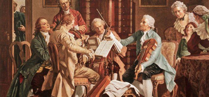 古典大师三重奏:海顿 莫扎特 贝多芬