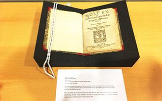 莎士比亚手稿等大英图书馆经典馆藏将首次在中国展出
