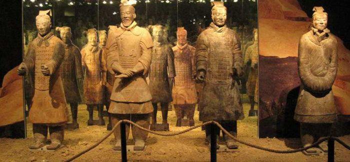 中国国宝级文物走进纽约大都会艺术博物馆