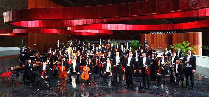 国家大剧院管弦乐团不远万里亮相阿布扎比艺术节