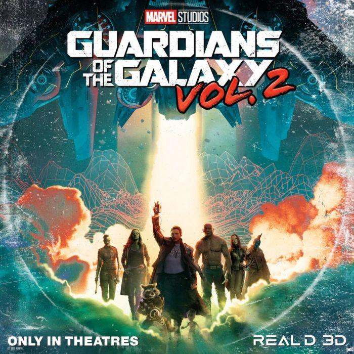《银河护卫队 2》发布新版海报和预告片