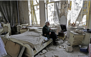 叙利亚战火中的六年 | 大西洋月刊