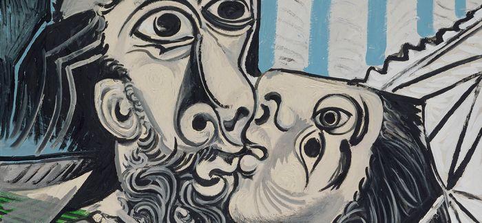 巴黎举行毕加索作品展