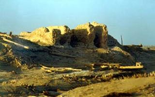 新疆罗布泊考古发现汉晋古城 专家推测为楼兰国都城