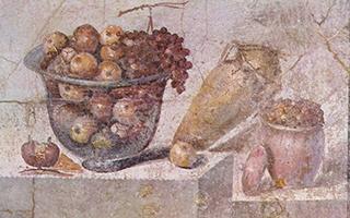 从庞贝壁画中看看古罗马人的日常