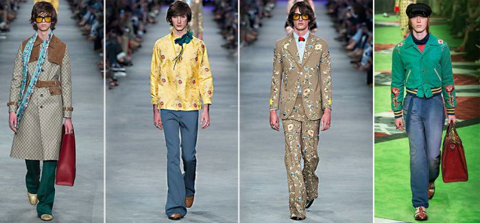 高调奢华男装开始流行了