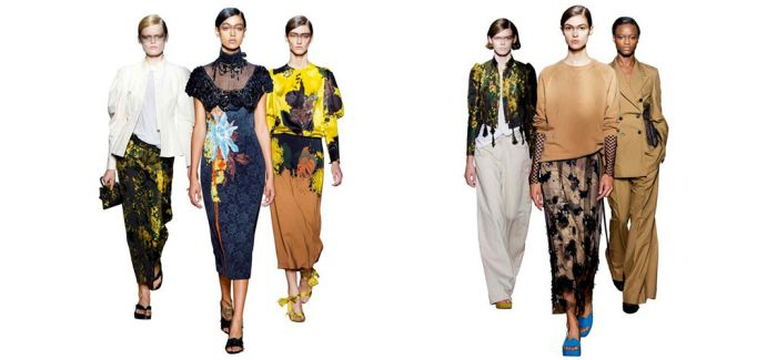 Dries Van Noten 的成功秘密