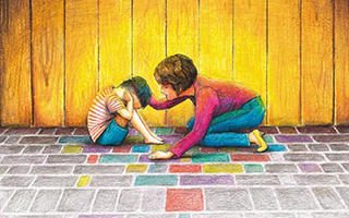 自闭症儿童艺术治疗实践分享