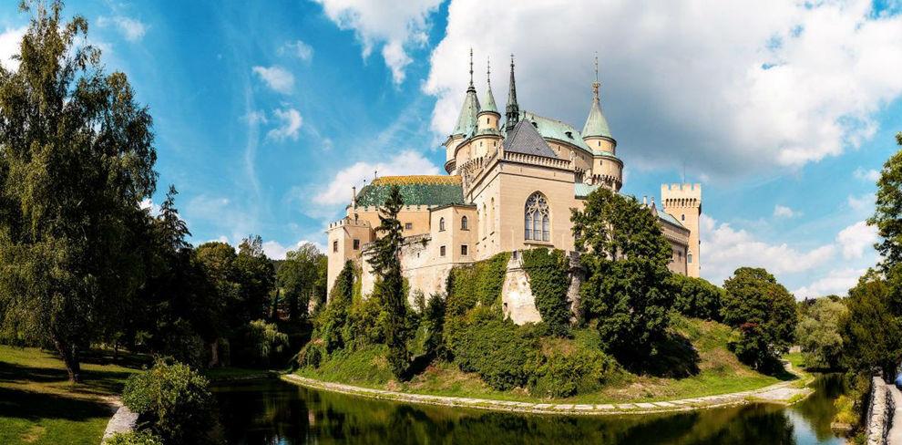 梦幻的国度:欧洲十大古堡