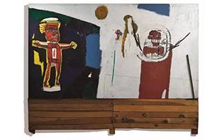 苏富比现当代艺术晚间拍卖总成交额达5亿7400万港元