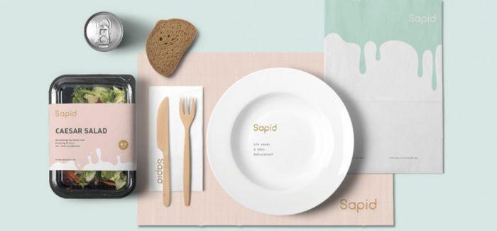 夏客 SAPID品牌形象设计和店铺设计