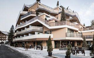 tofano酒店 形似积雪覆盖
