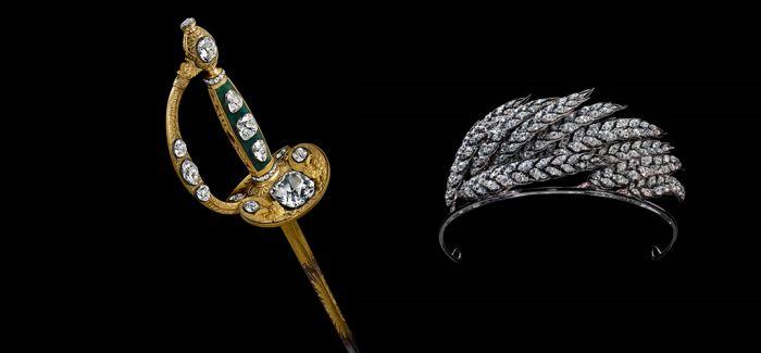 拿破仑的宝剑和法国最著名的钻冕这次都来故宫展出了