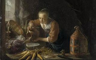12幅维米尔遗世画作史上首次聚首卢浮宫!