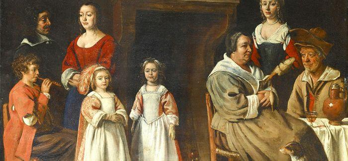 《神秘的勒南兄弟》于卢浮宫朗斯分馆展出
