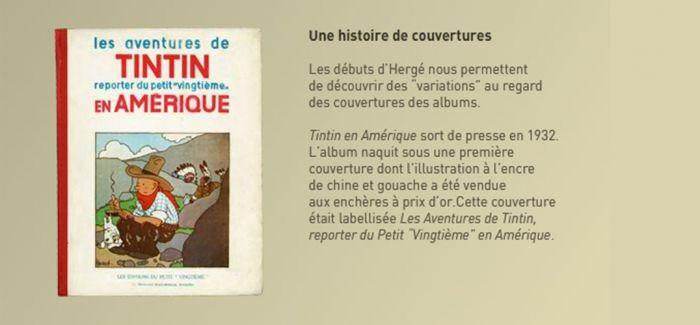 《丁丁历险记》单页插图拍出75万欧元高价