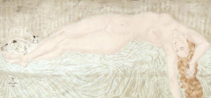 他是巴黎画派的大师级画家 毕加索为他的画驻足!