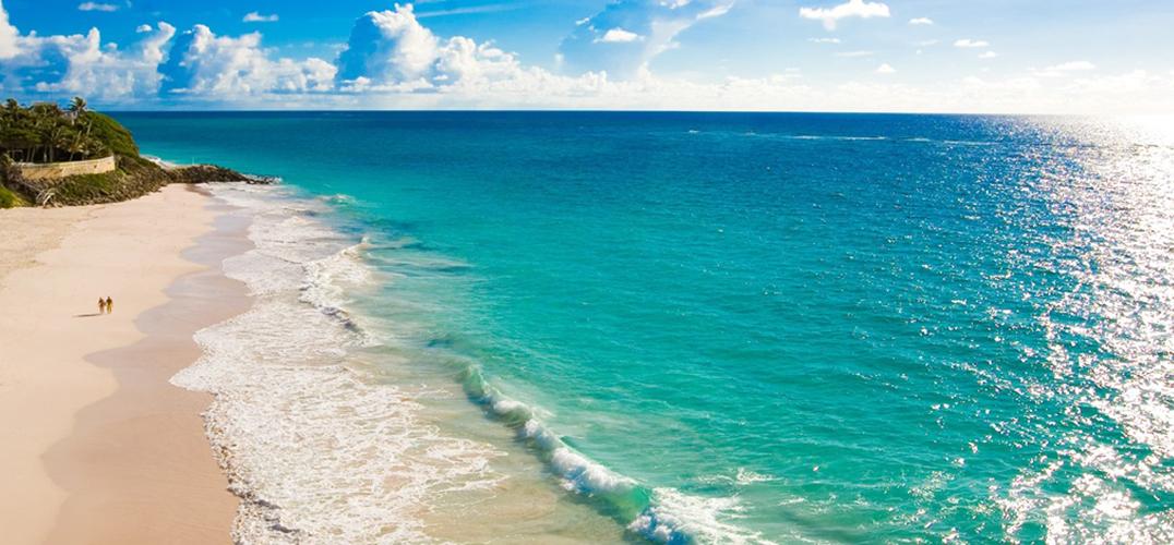 加勒比海岛巴巴多斯将对中国游客免签