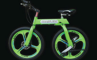 chainless S1自行车采用shimano齿轮替代传统链条
