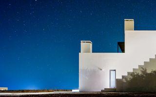lantavos projects打造清新脱俗的希腊住宅