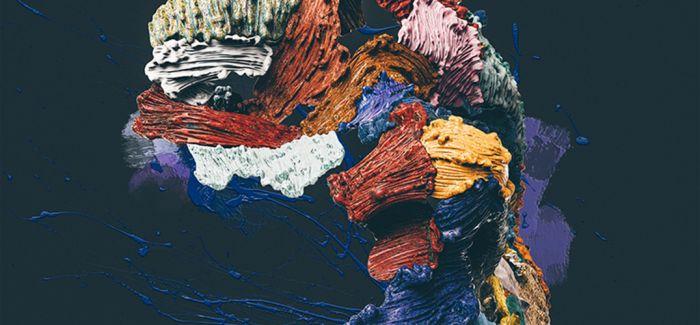悬浮的三维油画
