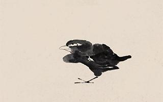 画坛有史以来最贵的一只鸟