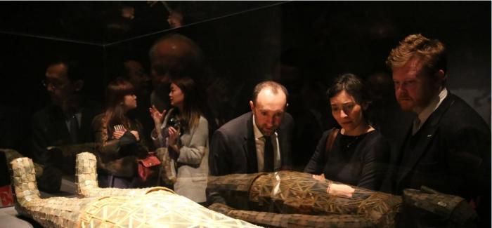 283件秦汉艺术精品亮相纽约大都会博物馆