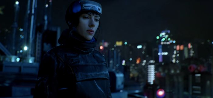 赛博朋克电影《攻壳机动队》:未来已经到来