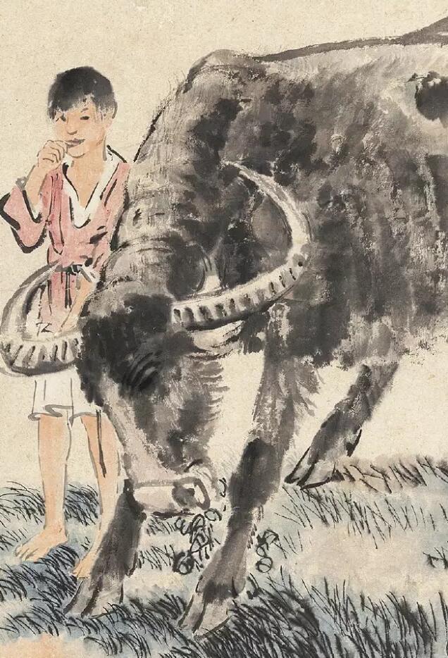 中国嘉德春拍:徐悲鸿的动物画