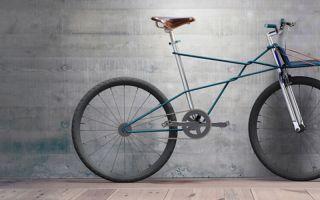 playful design studio推出极简主义概念单车fixie