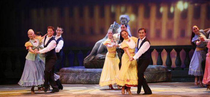 舞剧《茜茜公主》带来匈牙利国宝