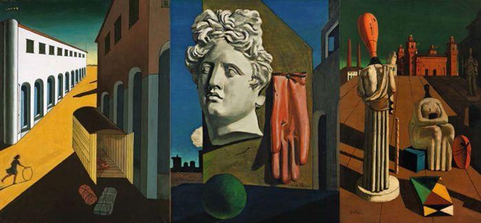 基里科&莫兰迪——意大利现代主义的光芒