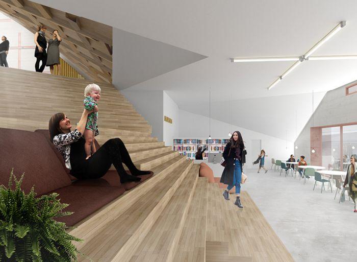 室内台阶设计效果图
