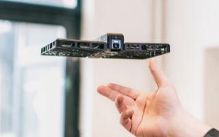 零零无限发布安全便携可折叠的跟拍无人机