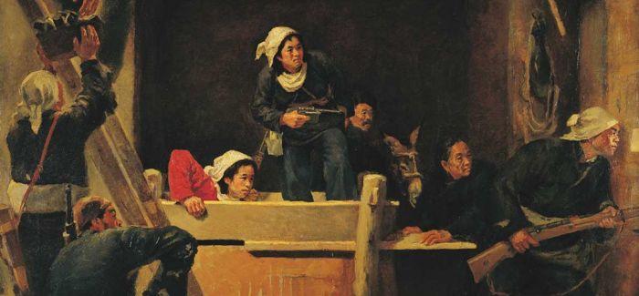 罗工柳:一生致力油画的民族精神
