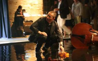 谭盾荣获威尼斯双年展音乐终身成就金狮奖