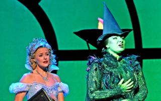 """""""绿色童话""""《魔法坏女巫》在上海首演"""