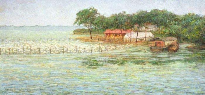 中国嘉德春拍:20世纪早期油画精选