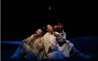 北京人艺经典大戏《李白》迎来200场 导演说还能争取下