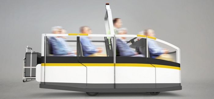 rotor工作室推出全新的机场专用运输车multimobby