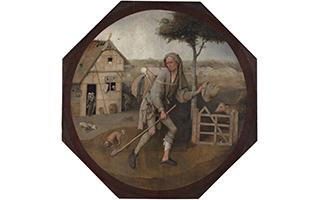 """16世纪荷兰艺术精华 勃鲁盖尔笔下恢宏的""""巴别塔"""""""