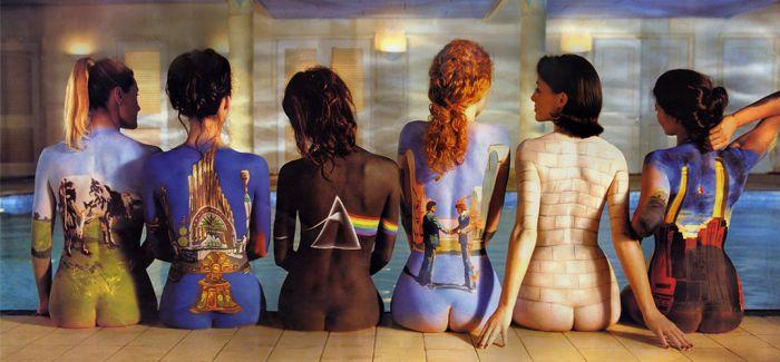 英国V&A博物馆举行大展 纪念迷幻摇滚先锋Pink Floyd